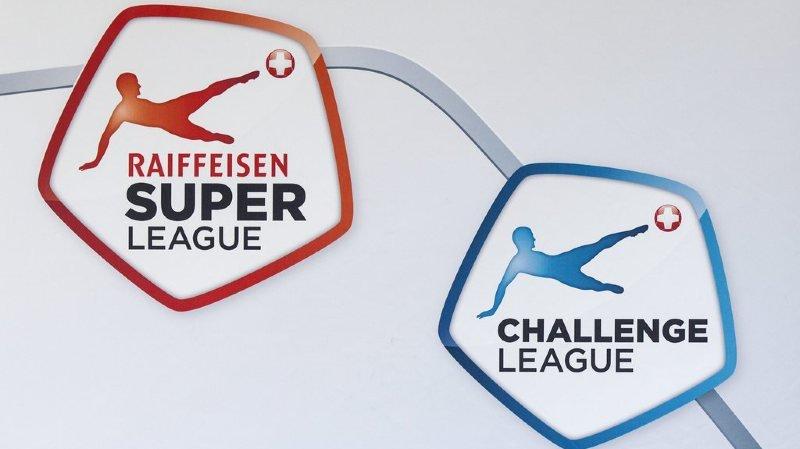 Football: les clubs refusent le retour des barrages de promotion/relégation entre la Challenge League et la Super League