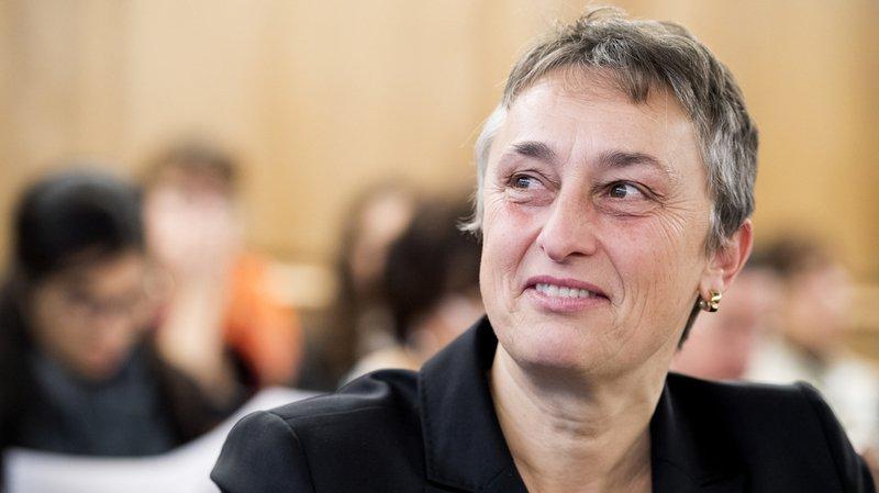 Conseil d'Etat fribourgeois: Marie Garnier jette l'éponge