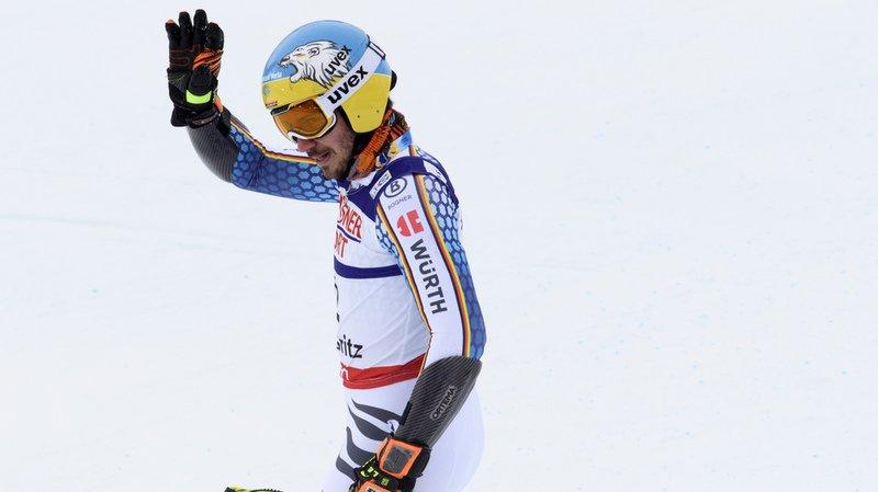L'Allemand Felix Neureuther a remporté le slalom de dimanche à Levi.