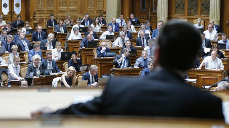 Politique: les parlementaires de moins en moins intéressés par les questions environnementales