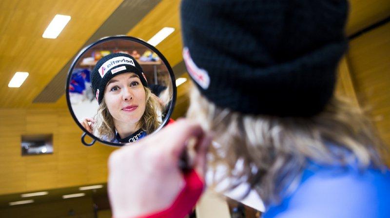 Coupe du monde de ski alpin: Michelle Gisin fera son retour à la compétition à Levi ce week-end