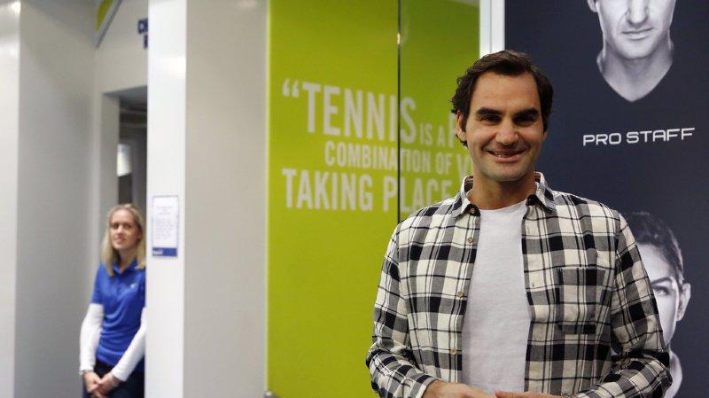 Masters de Londres: Roger Federer en grand favori pour sa 15e participation