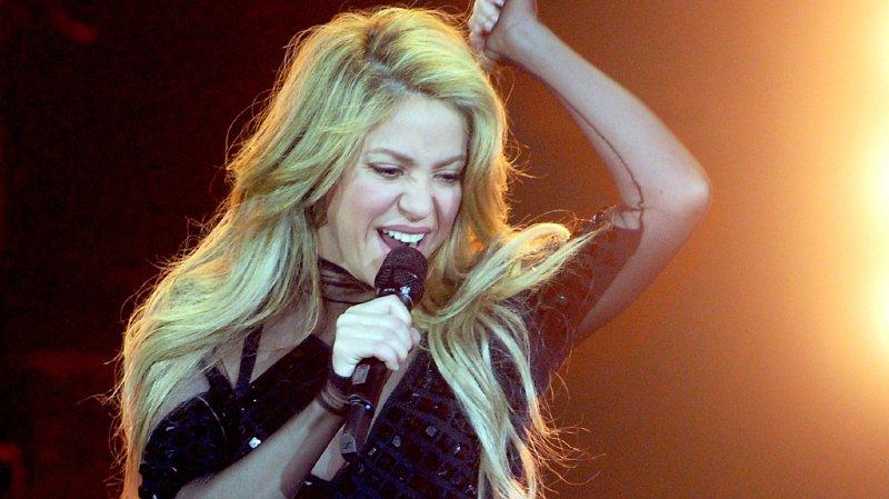 Shakira a déjà dû annuler plusieurs concerts en France en Allemagne (archives).