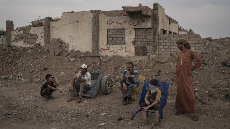 L'EI a causé pour plus de 100 milliards de dollars de dégâts en Irak