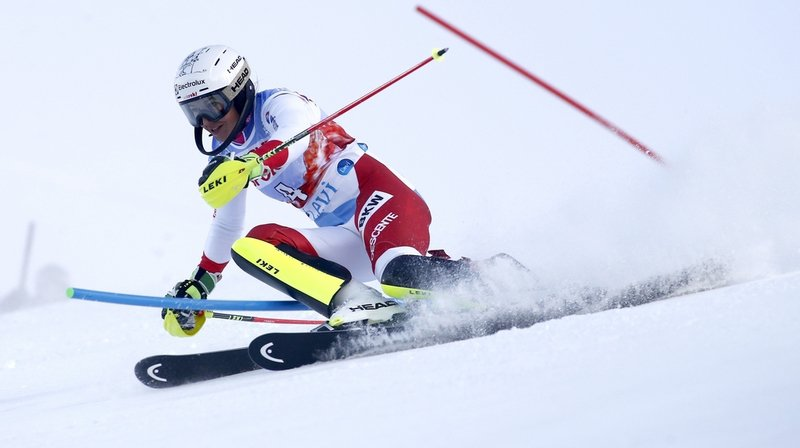 CM de ski alpin à Levi - slalom: Wendy Holdener 3e, Mélanie Meillard 5e