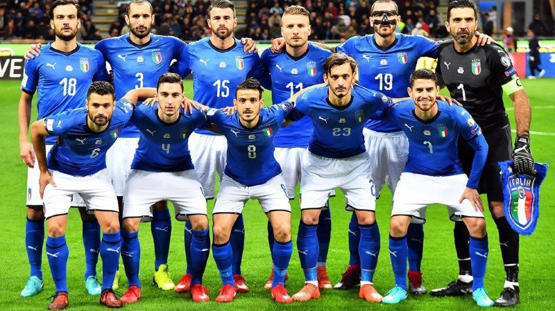 L'équipe nationale italienne ne participera pas au Mondial 2018.