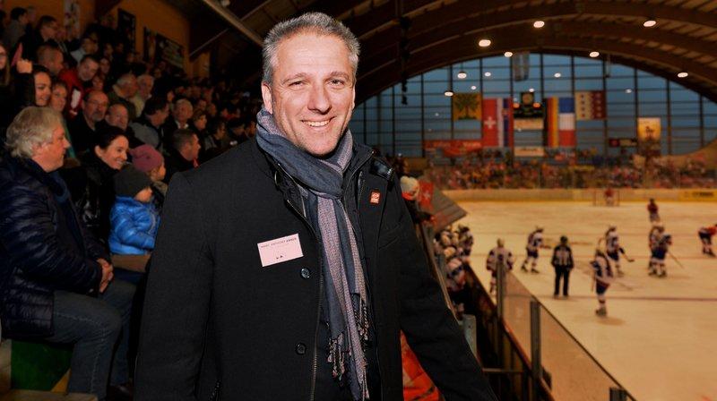 Marc-Anthony Anner, un président heureux de pouvoir une nouvelle fois rassembler quatre équipes dans deux cantons pour un seul objectif: offrir aux gens la possibilité de voir à l'oeuvre gratuitement les stars de demain.