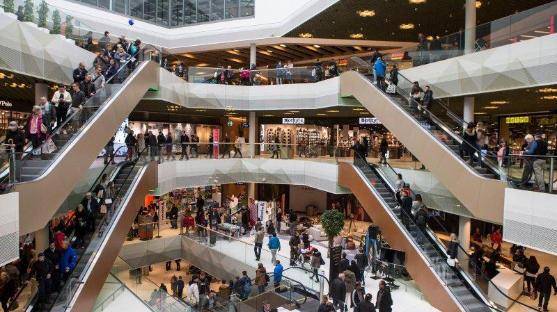 Le deuxième plus grand centre commercial de Suisse a ouvert à Ebikon.
