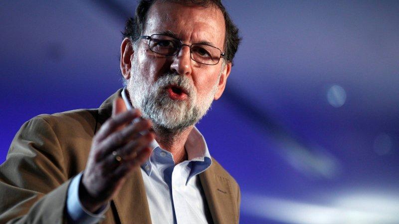 Mariano Rajoy et la «majorité silencieuse»