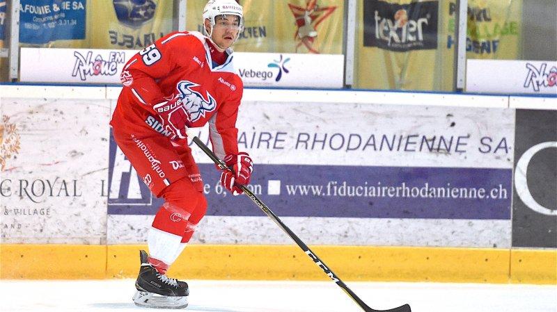 Vermeille et le HC Sion enchaînent une deuxième victoire en 24 heures.