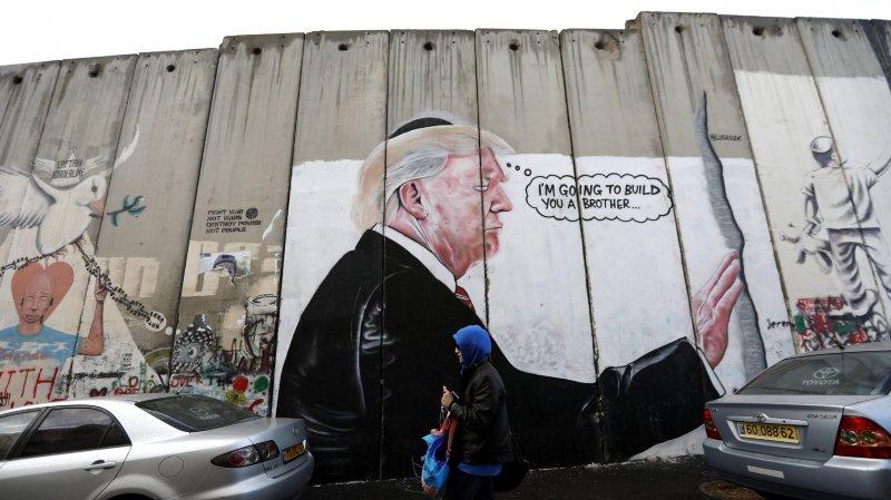 Donald Trump a officiellement proclamé hier que les Etats-Unis reconnaissent Jérusalem comme la capitale d'Israël.