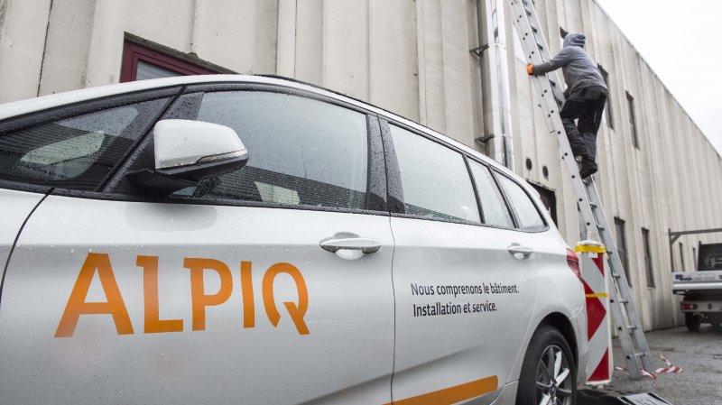 L'entreprise Alpiq InTec,entreprise de second oeuvre, se lance sur le marché valaisan.Une de ses succursales est basée à Martigny.