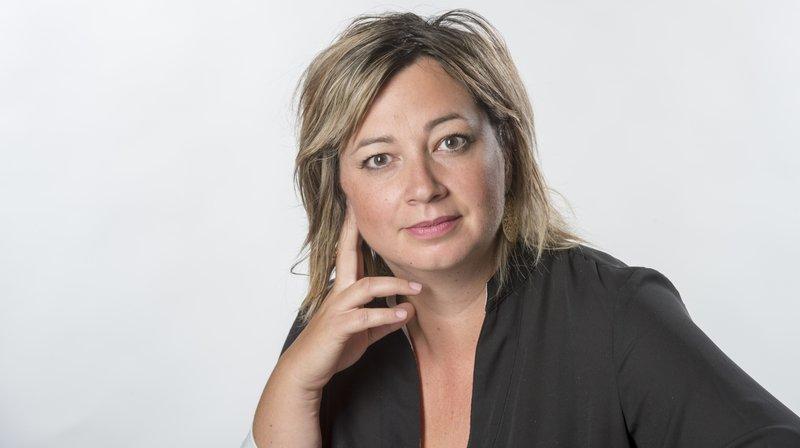 Stéphanie Germanier, journaliste