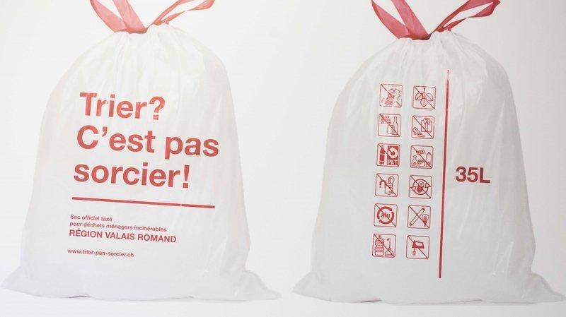La taxe au sac entrera en vigueur dès le 1er janvier 2018.