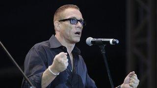 Cinéma: Jean-Claude Van Damme à la télé pour sauver sa carrière