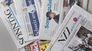 Revue de presse: CFF Cargo qui cherche 100 millions, impôts ou encore stress au travail au menu de ce dimanche