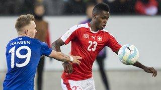 Edimilson Fernandes pourra-t-il prétendre à un maillot de titulaire en Russie?