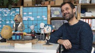 """Cinéma: Claude Barras à nouveau récompensé pour son film d'animation """"Ma vie de Courgette"""" aux Emile Awards"""