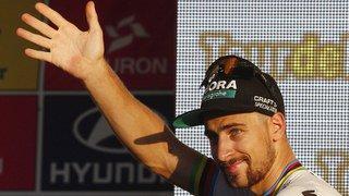 Disqualifié du Tour de France: l'UCI innocente Peter Sagan
