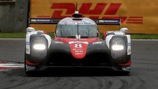 Championnat du monde d'endurance: troisième succès consécutif pour le Vaudois Sébastien Buemi