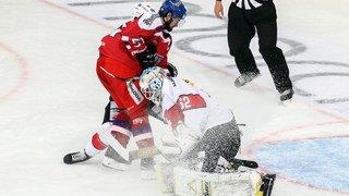 Hockey: la Suisse s'incline 3-2 face à la République tchèque à la Karjala Cup