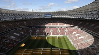 Russie: voici les 12 stades qui accueilleront le Mondial 2018