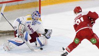 Hockey: Lausanne surclasse Kloten 4-0 et repasse sur la barre