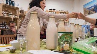 Cinquante nuances de lait