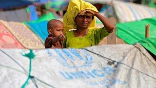 Soldats birmans accusés de viols