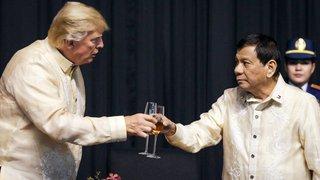Trump se rapproche de Duterte