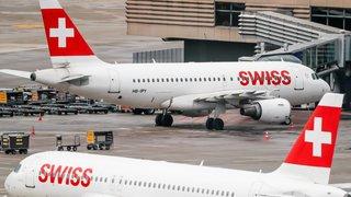 Certains marchés revigorés donnent des ailes à Swiss