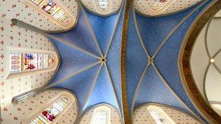 L'église renaît sous d'autres cieux