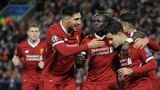 Liverpool marche sur le Spartak Moscou et se qualifie pour les 8es