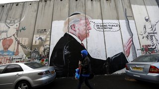 Donald Trump reconnaît Jérusalem