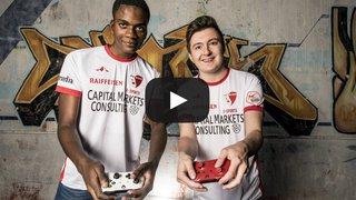 Gaming: on a affronté le FC Sion E-Sports sur «FIFA 18», rencontre avec ces deux jeunes talents du jeu vidéo