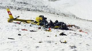 Crash dans l'Oberland en 2015: l'hélicoptère volait trop vite