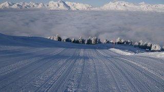 Une partie du domaine skiable de Télé Mont-Noble ouvre ce week-end