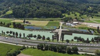 Massongex: le projet de palier hydroélectrique sur le Rhône va de l'avant