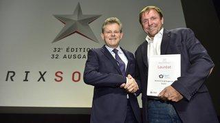 Bonvin b-groupe.ch remporte le Prix Sommet 2017