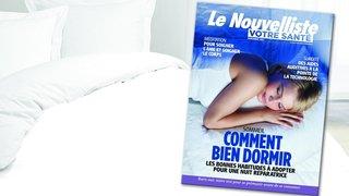 """Notre nouveau magazine """"Votre Santé"""" en lecture gratuite"""