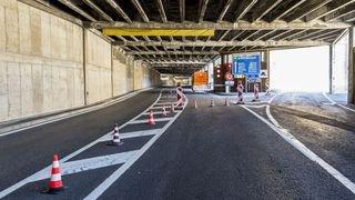 Grand-Saint-Bernard: pas de tunnel avant février 2018, selon «La Stampa»