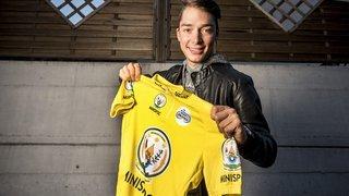 Cyclisme: le Valaisan Simon Pellaud a vécu des moments très forts lors du Tour du Rwanda