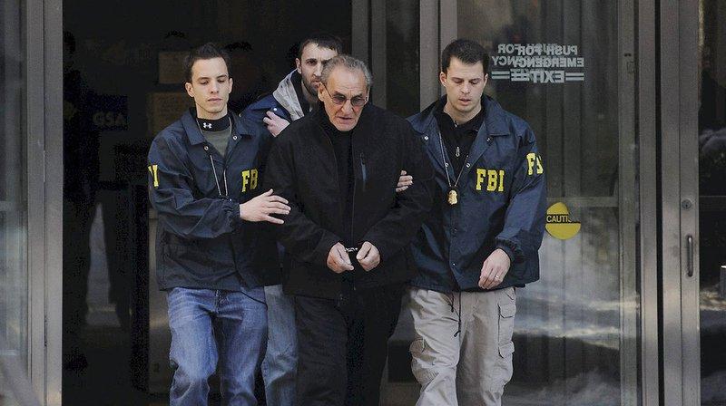 New York: un mafieux de 82 ans condamné à 8 ans de prison