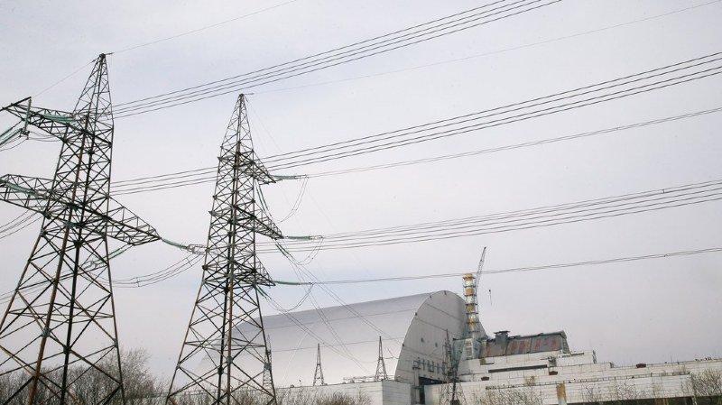 Ukraine: une centrale solaire pour donner une seconde vie à Tchernobyl