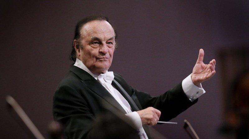 Harcèlement sexuel: le chef d'orchestre Charles Dutoit réfute les accusations
