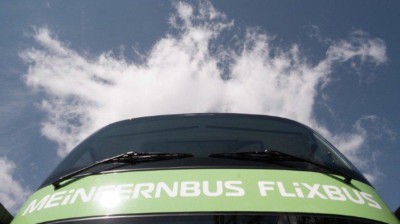 En Suisse, Flixbus est toujours en train d'examiner si un réseau domestique est envisageable.