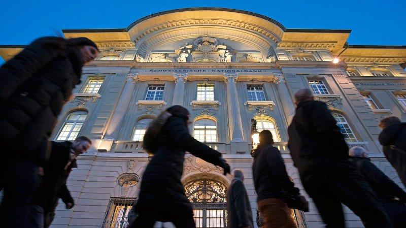La Banque nationale suisse a engrangé, en 2017, un bénéfice de 54 milliards de francs.