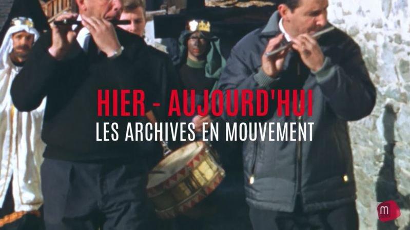 Archives en mouvement: les Rois mages de Chandolin