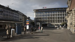 Un Autrichien condamné pour avoir tenté de soutirer 170 milliards à l'UBS