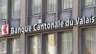 Santé: la Banque cantonale du Valais (BCVs) réagit à l'affaire Alkopharma